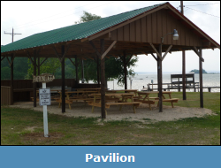 Outback campground and marina cabin rentals rv sites for Cabins near lake livingston