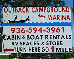 Cabin Rentals Trinity Lake Livingston Texas