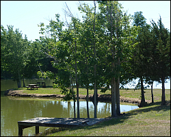 Outback Campground And Marina Lake Livingston Texas Cabin