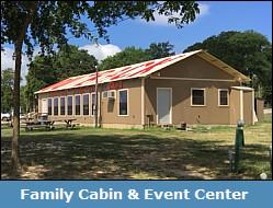 Charmant Lake Livingston Cabin Rentals